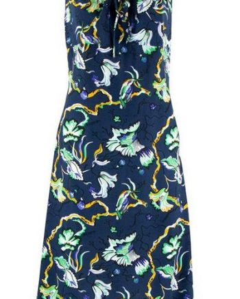 Dress Spaghetti Zilch Hummingbird Navy