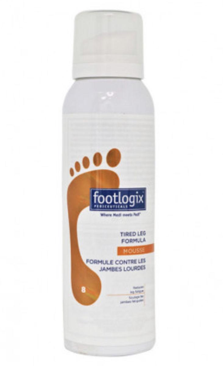 Footlogix 8 Vaahtovoide väsyneille jalolle 125 ml
