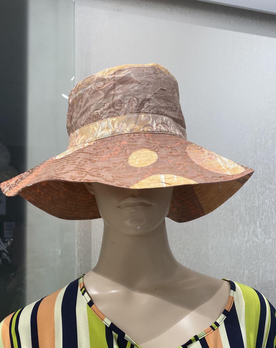 Hazel summer hat (pinkki) Sissel Edelbo