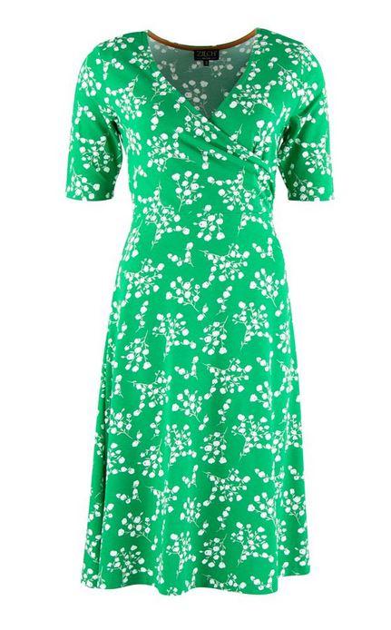 Hihallinen dress cross mekko Zilch