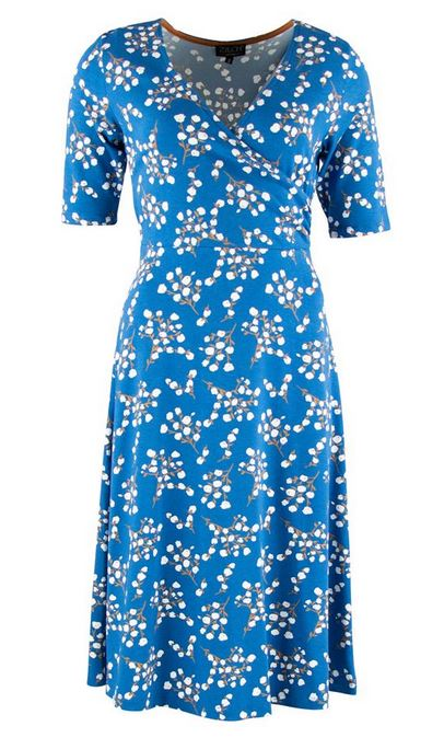 Hihallinen dress cross mekko Zilch
