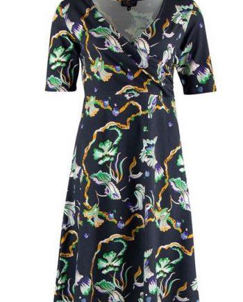 Hihallinen mekko Dress Cross