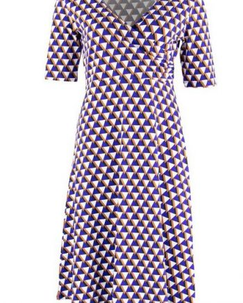 Hihallinen mekko dress Cross