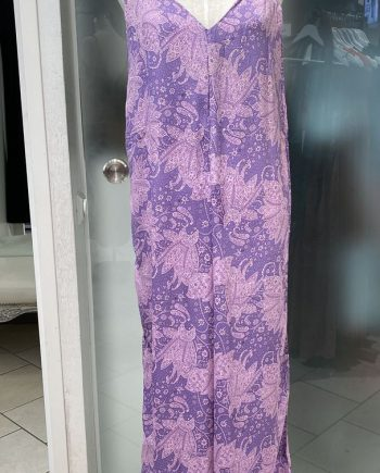 Jumpsuit (violetti) Sissel Edelbo