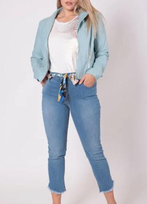 Kitana Giacca Jacket blue