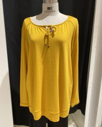Nosecret keltainen paita