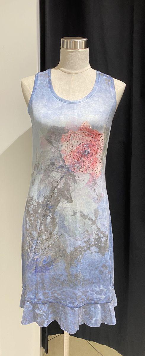 Nosecret sininen mekko