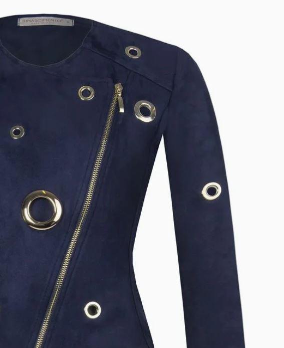 Rinascimento Cappotto Coat blue