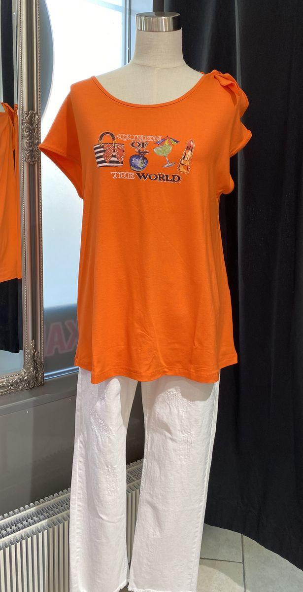 Seeyou oranssi tunika