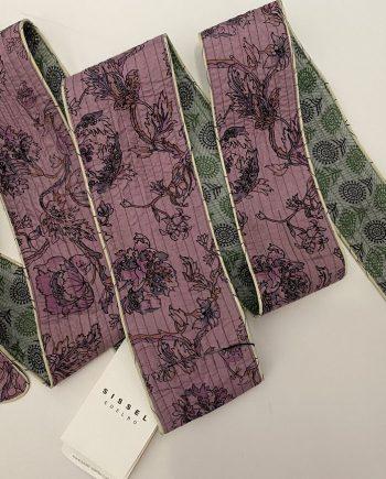 Sissel Edelbo vyö violetti