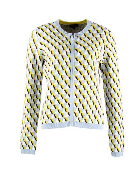 Copy of Zilch Cardigan abstract-heaven