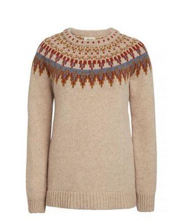 Jumperfabriken Veda Comfortable Shetland Wool sweater