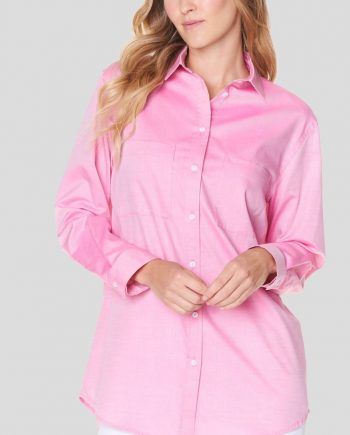 Pinkki paitapusero Voglia